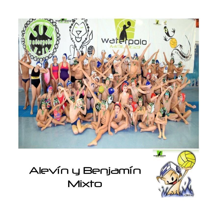alevin y benjamin mixto 1