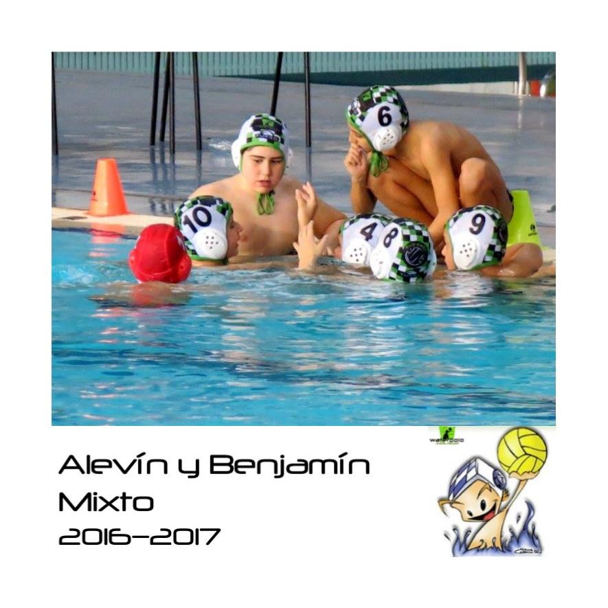 alevin y benjamin mixto 3