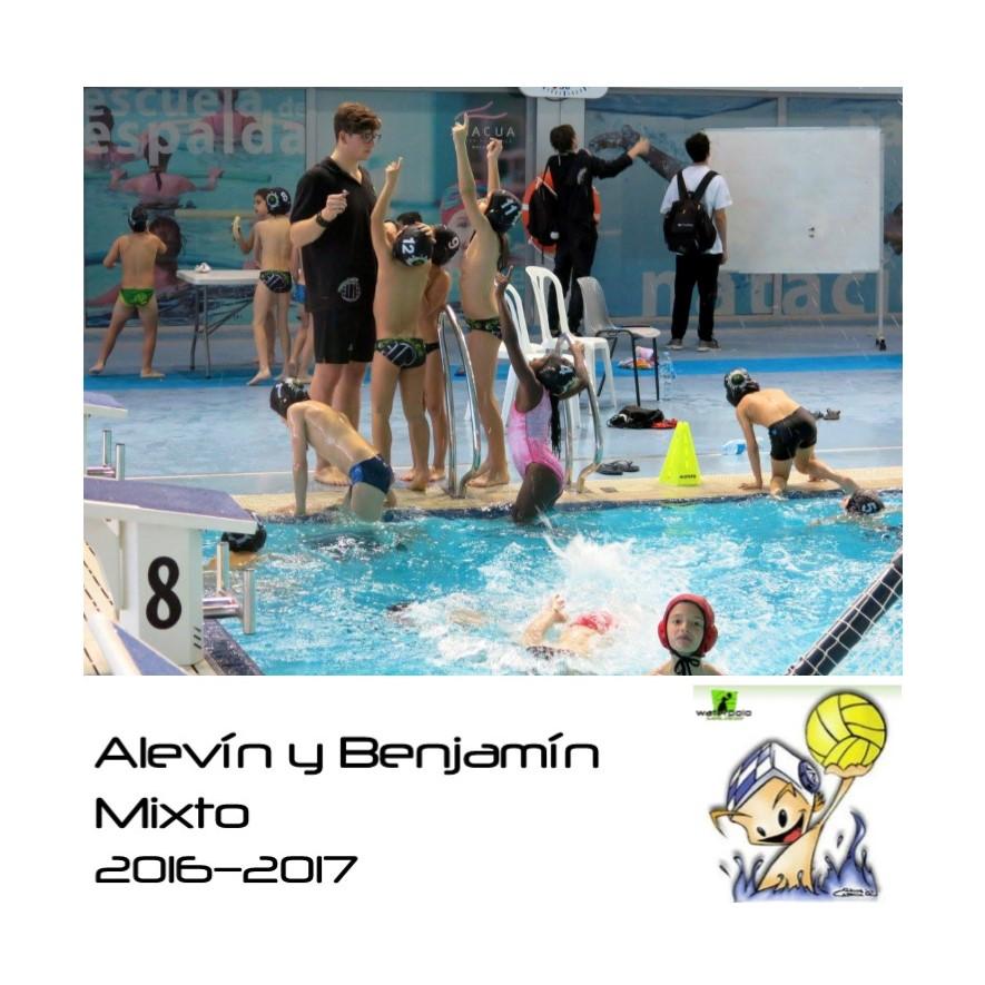 alevin y benjamin mixto 4