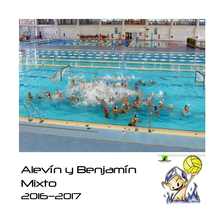 alevin y benjamin mixto 2