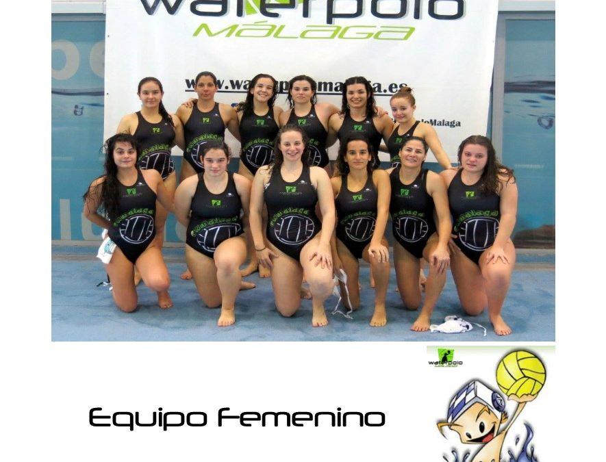 El filial y el equipo femenino del Waterpolo Málaga fortalecen su posición a nivel andaluz y consolidan el proyecto de cantera