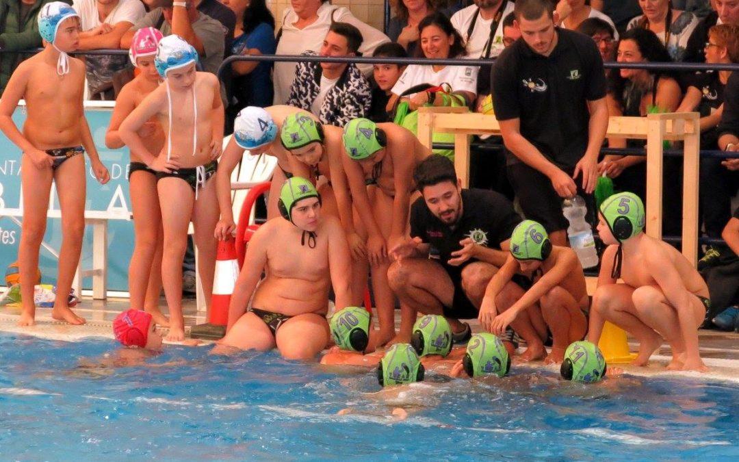 El CDWP Málaga Alevín disputa la fase final del Campeonato de Andalucía