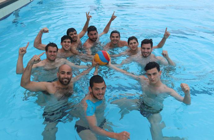 Waterpolo Málaga asciende a Primera Nacional