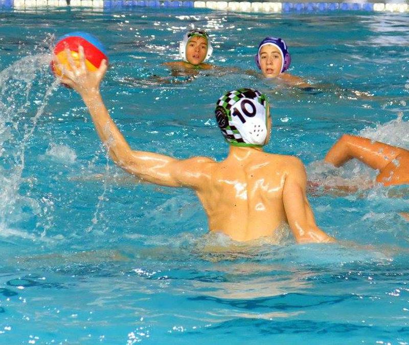 Hasta 24 equipos juegan en Inacua-Málaga el Campeonato de España Infantil (2ª parte)
