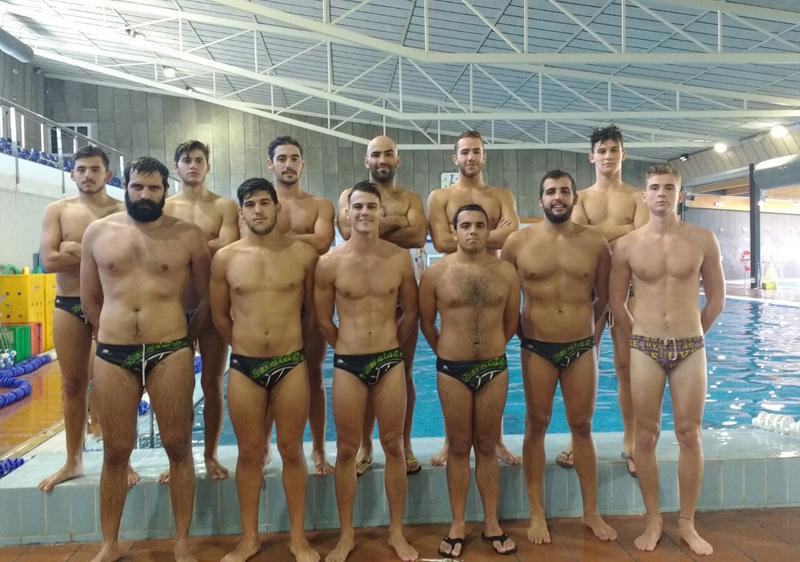El Club Deportivo Waterpolo Málaga finaliza su pretemporada