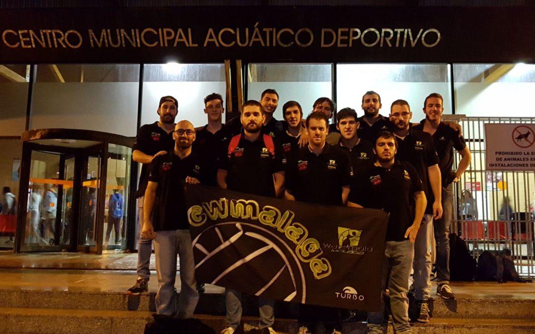 Los absolutos buscan su primera victoria fuera de Andalucía