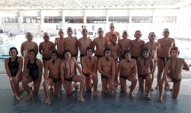 Se mojan por la Solidaridad con la participación del CDWP Málaga en un torneo benéfico en Jerez