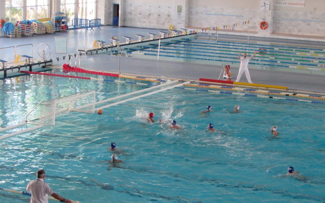 El Waterpolo Málaga B logra la permanencia sobre la bocina en Primera Andaluza