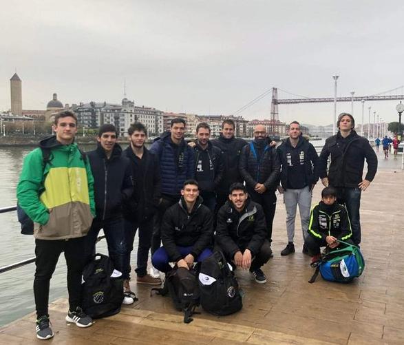 Una primera parte muy floja lastra el partido del Waterpolo Málaga en Bilbao