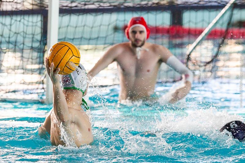 El Waterpolo Málaga se muestra contundente en este 2019 para estar más arriba en Primera Nacional