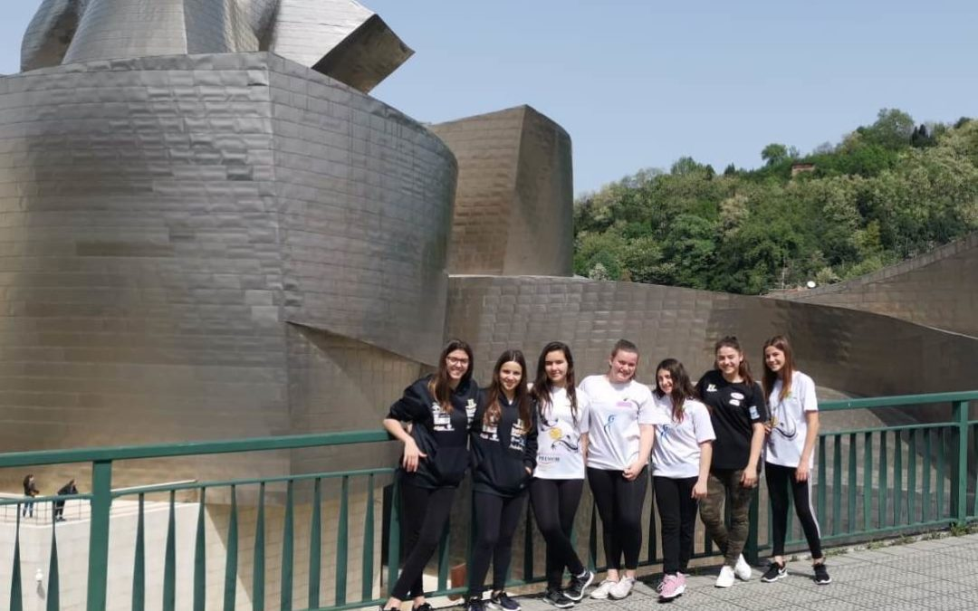 El Waterpolo Málaga FFD vive la gran experiencia del WP Camp