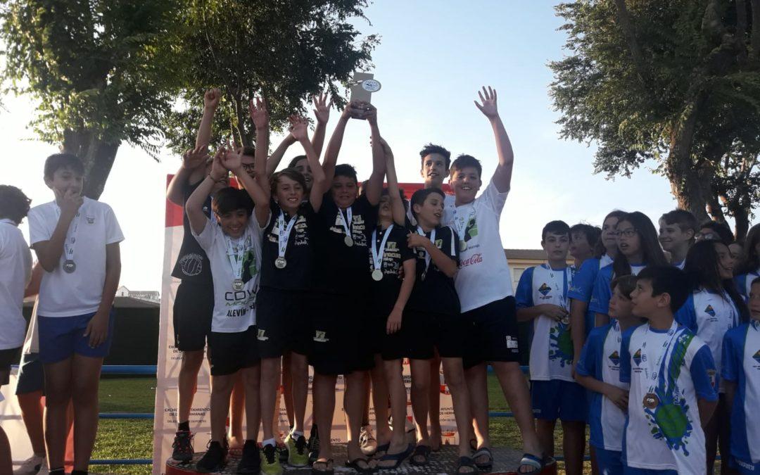 El Waterpolo Málaga alevín, campeón de la Copa Andalucía alevín