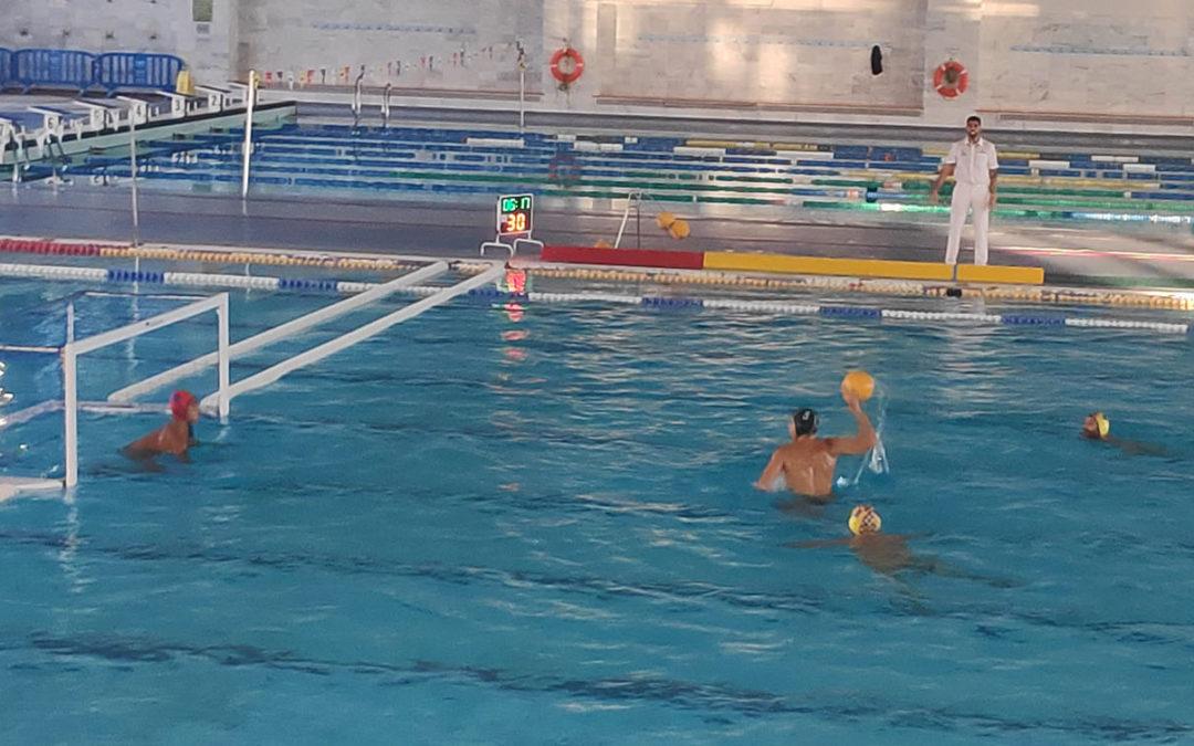 El Waterpolo Málaga juega la final de la Copa Andalucía