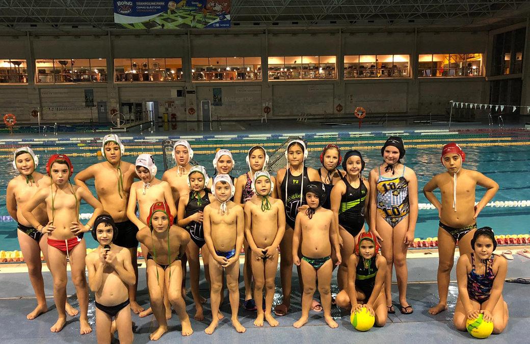 El Waterpolo Málaga se vuelca con su torneo 24 horas