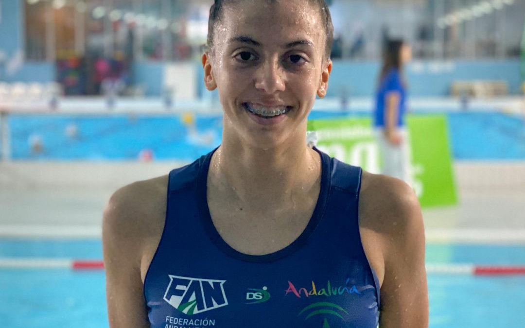 Daniela Ramírez, única malagueña en la selección andaluza cadete