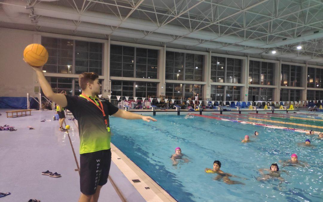 El Club Waterpolo Málaga apoya a la RFEN en su petición de apertura de piscinas