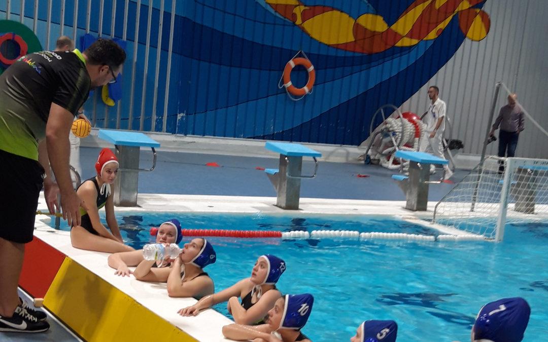 Dos triunfos que tranquilizan en el inicio de la semifinal del Andaluz infantil