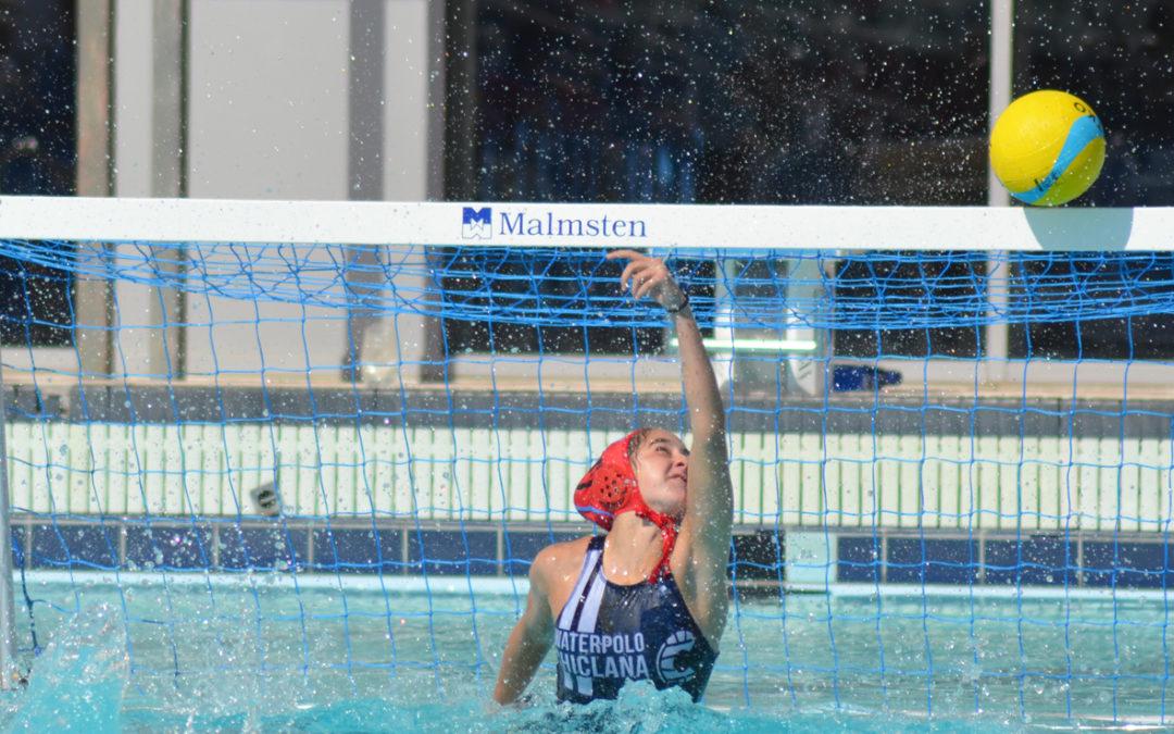 Gran espectáculo y ambiente seguro en el I Torneo Interprovincial de Waterpolo Femenino