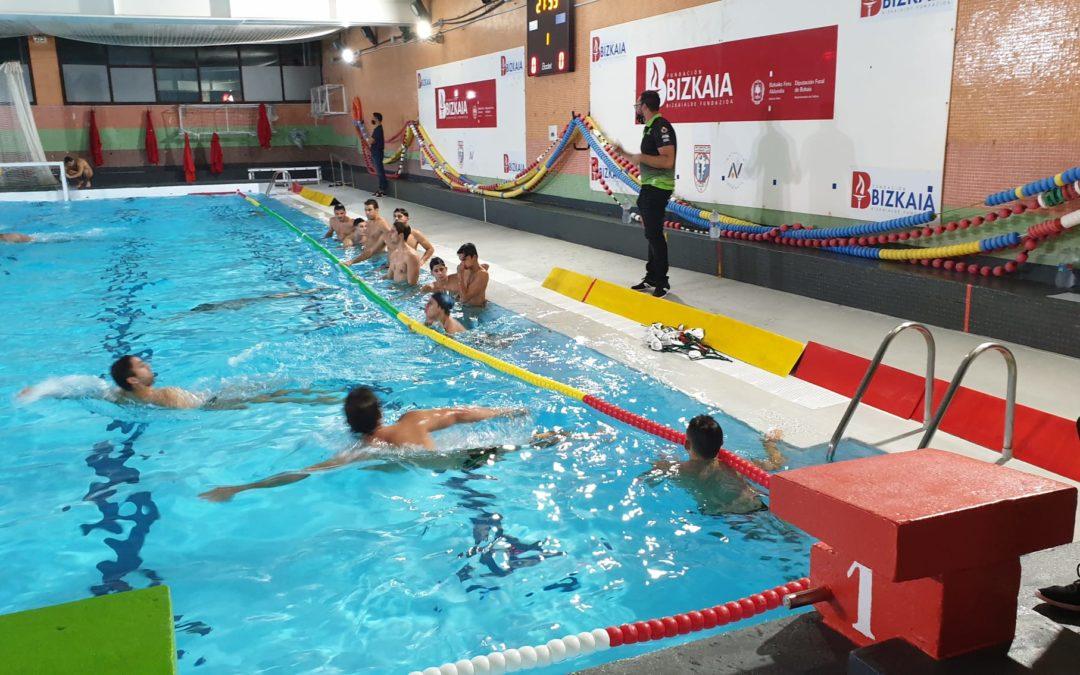 A 40 segundos de tocar puntos en una de las piscinas más difíciles