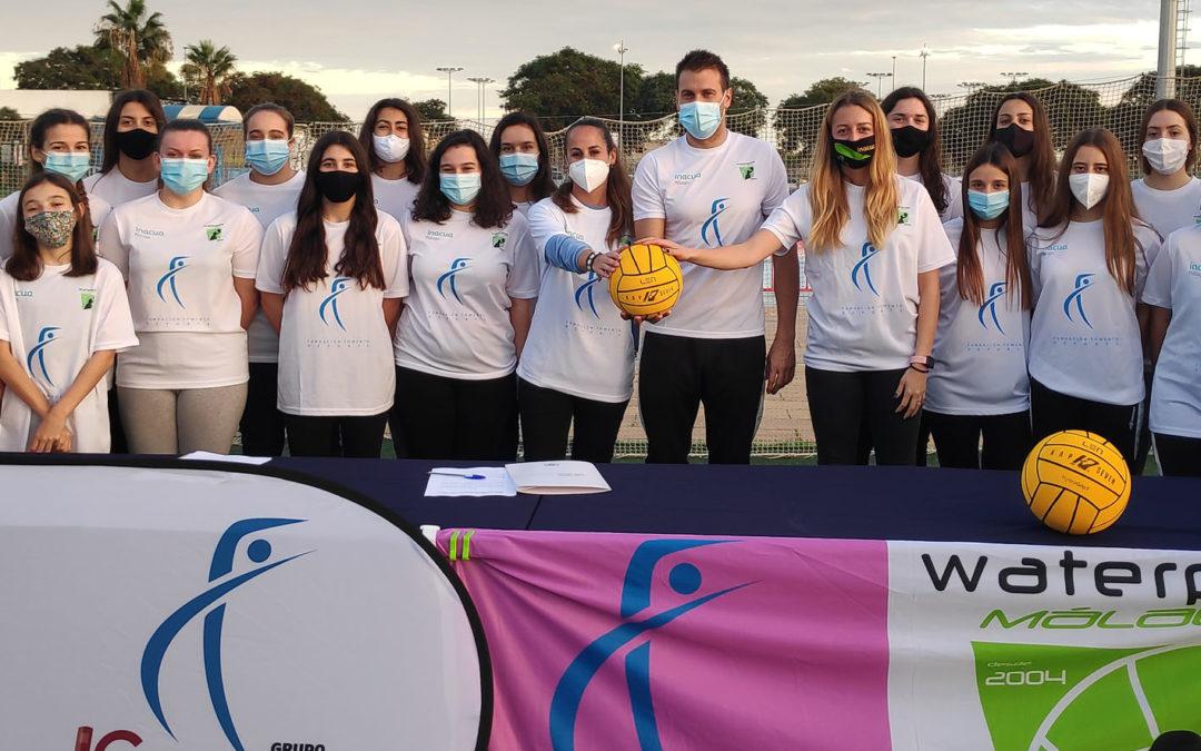 El Club Waterpolo Málaga se alía con la Fundación Fomento del Deporte