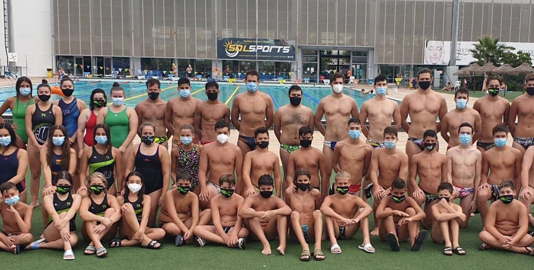 El Waterpolo Málaga se une con Sol Sports para hacer del centro acuático un punto de formación de deportistas y grandes eventos
