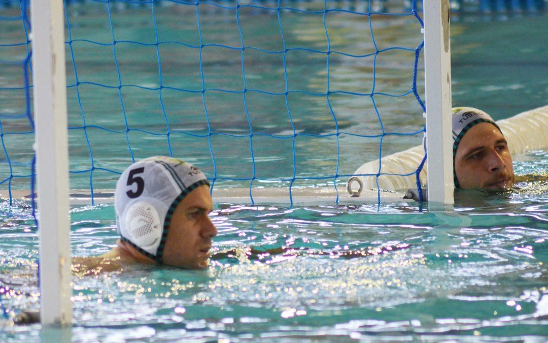 El final de temporada para el Waterpolo Málaga deja además la despedida de Alfonso Wucherpfennig
