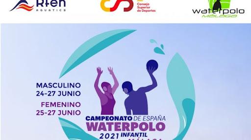 El CDW Málaga Inacua organiza el Campeonato de España infantil de waterpolo, que traerá a la ciudad a 600 deportistas