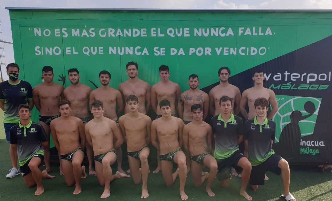 Machada para iniciar la temporada del Waterpolo Málaga