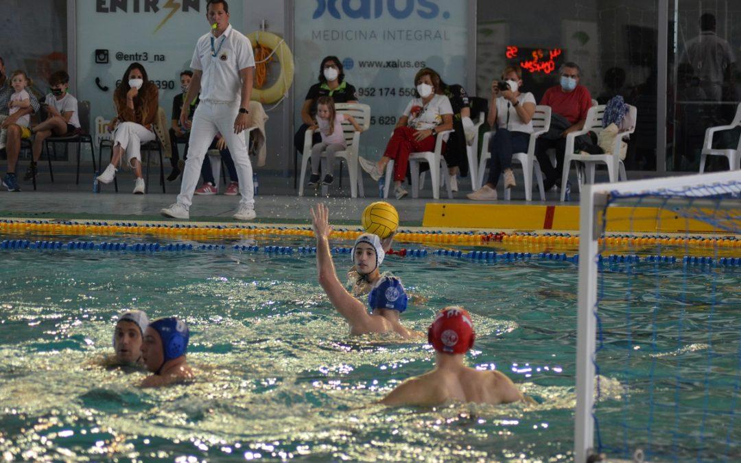 Se abre la temporada de competición para el Waterpolo Málaga con la Copa Andalucía